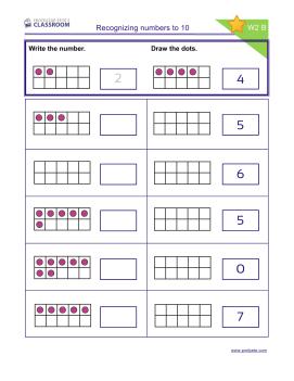 Professor Pete's Classroom » Ten Frames: Rows Layout Bundle 2 ...