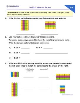Turnaround Facts (Gr. 2) - TeacherVision